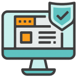 desktop security icon png